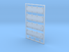 FAU00-200-01 Seitenklappen Platine 3d printed