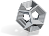 Dodecagon 3d printed