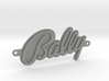 Bally Badge 3d printed