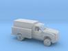 1/87 2011-16 Ford F Series RegCab EnclUtillity Kit 3d printed