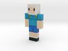custardo | Minecraft toy 3d printed