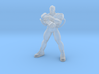Captain Commando 1/60 miniature for games classic 3d printed