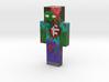 13d471f9d8ccc8001bc4db00c264342de88325e7 | Minecra 3d printed