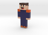 cuzimlebxco | Minecraft toy 3d printed