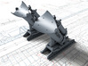 1/96 Royal Navy MKII Depth Charge Throwers x2 3d printed 1/96 Royal Navy MKII Depth Charge Throwers x2