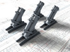 1/350 MKII Depth Charge Throwers (No Charges) x4 3d printed 1/350 MKII Depth Charge Throwers (No Charges) x4