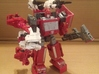 TF WFC - Siege Ironhide Earth parts 3d printed