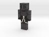 Obsidienne | Minecraft toy 3d printed