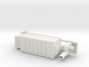 1/64th Asphalt Plant Baghouse Filter Trailer 3d printed