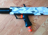 Modulus Barrel Adapter for Nerf Rival Apollo 3d printed
