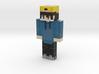 6DBF8866-EF60-446F-9D75-A7DE53025A12 | Minecraft t 3d printed