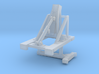 1/87th Lowboy Trailer Boom Stand 3d printed