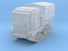 STZ 5 tractor (covered) scale 1/285 3d printed