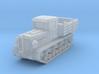 Komintern tractor scale 1/285 3d printed