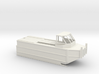 1/87 Scale Army Bridge Erection Boat 3d printed