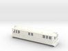 Swedish SJ electric locomotive type D - H0-scale 3d printed