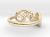 Love Grows Ring 3d printed Love Grows Ring