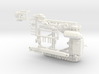 1/50th Ingersoll Rand type Tracked Rock Drill 3d printed