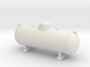 Propane tank 500 gallon. O Scale (1:43) 3d printed