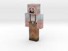 horstflock   Minecraft toy 3d printed