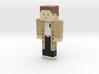 Hubius | Minecraft toy 3d printed