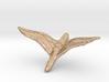 Spirit bird pendant 3d printed