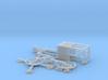 HO/1:87 Man Basket+Glass Handler for Mini Crawler  3d printed