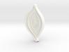 Spiroloculina depressa Model 4cm 3d printed