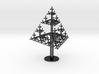 Tetrahedral Tree 3d printed