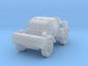 Daimler Dingo mk2 (closed) 1/160 3d printed