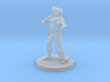 Tiefling Bard with a Fiddle 3d printed