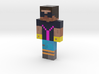 YouTownsPerson | Minecraft toy 3d printed