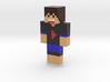 タイスケ 05 | Minecraft toy 3d printed