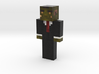 misek | Minecraft toy 3d printed