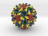 Woodchuck Hepatitis Virus (Large) 3d printed