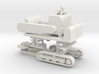 1/50th Carlton Type Tracked Stump Grinder 3d printed