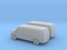 1/148 2003-14 Chevrolet Express Van 3d printed