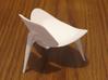 """Steelcase Shell Chair 2.8"""" tall 3d printed"""