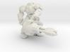 Starcraft Marine Chain Gun 1/60 miniature gamesRPG 3d printed