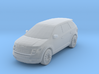 2008 Ford Edge 1-87 HO Scale 3d printed