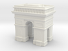 Arc de Triomphe 1/720 3d printed