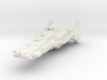 Union Battleship 3d printed