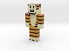 Erilous | Minecraft toy 3d printed