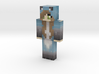 Queenypants | Minecraft toy 3d printed