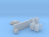 windows for tu3 locomotive 3d printed