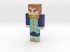 DaDumphries | Minecraft toy 3d printed