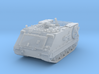M106 A1 Mortar (open) 1/200 3d printed