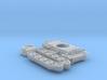 1/87 (HO) Pz.Kpfw VI VK36.01 (H) Gerät 725 Tank x1 3d printed 1/87 (HO) Pz.Kpfw VI VK36.01 (H) Gerät 725 Tank x1