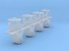 AB08 Rhosydd Wagon Axlebox SM32 3d printed