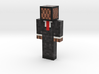 Jukebox480 | Minecraft toy 3d printed